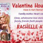 Valentine Hound Dog by Rachelle Ayala (Have a Hart Sweet Romances #2)