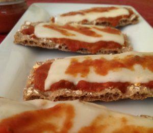 Easy After School Snacks – Wasa® Crispbread Pizzas