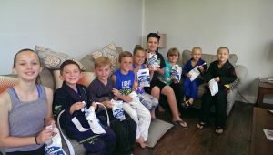 ACT Kids Toothpaste MommyParties event