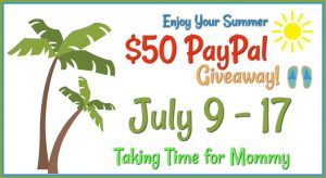Enjoy Your Summer Giveaway