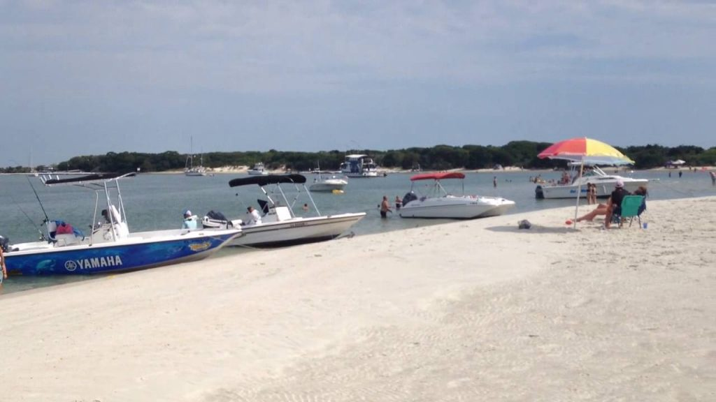 Enjoy your summer with boating for Matanzas inlet fishing