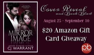 Mirror Image by CJ Warrant Cover Reveal and Contest