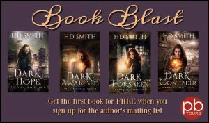 The Devil's Assistant Book Series Promo