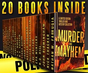 Deal – $.99 preorder Murder and Mayhem: Limited Edition Mystery/Thriller