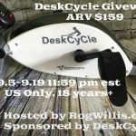 DeskCycle Giveaway