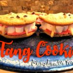 Dracula Fang Cookies