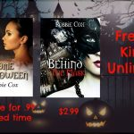 Come Halloween by Robbie Cox only $.99 for a limited time!