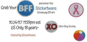 Stickerbeans Giveaway $75arv