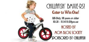 Enter to Win a CHILLAFISH' BMXie-RS! Balance Bike