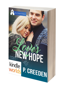 First Street Church Romances: Love's New Hope (Kindle Worlds Novella)
