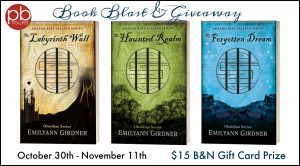 Obsidian Series by Emilyann Girdner Book Blast and Giveaway
