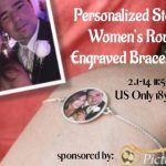 Pictures on Gold Sterling Silver Bracelet Giveaway (arv @$50)