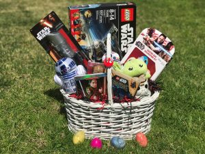Enter To Win A Star Wars LEGO Freemaker Adventures Season 2 / Star Wars: The Last Jedi Easter basket #Giveaway