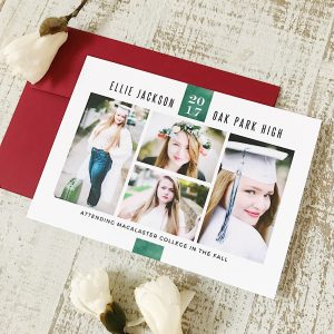 The best graduation announcements (Basic Invite – Discount Code)