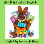 Easter Basket from Gourmet Gift Baskets Giveaway