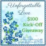 #unforgettablelove Kick off $100 Giveaway