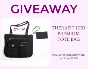 Therafit Lexi Premium Tote bag (ARV $90)