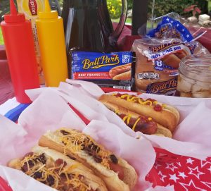 Master Your Summer with Bacon Cheddar Hot Dogs