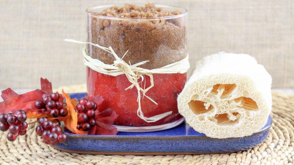 Caramel Apple Sugar Scrub