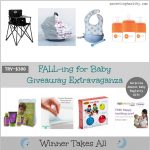 FALL-ing for Baby GIVEAWAY Event ($300~ TRV)