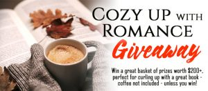 Cozy up with Romance Basket Giveaway and 18 ebooks for FREE