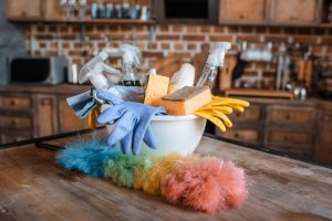 4 Ways to Get Housework Done Quickly