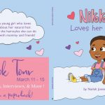 Book Review and Contest Nikki Loves Her Hair by Nailah Jones