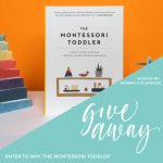 The Montessori Toddler Book Giveaway