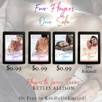 Players to Lovers Series Paperback Giveaway and Sale