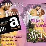 Cover Reveal Wickedly Yours and Prize Pack giveaway