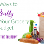 15 Ways to Really Save on Your Grocery Budget