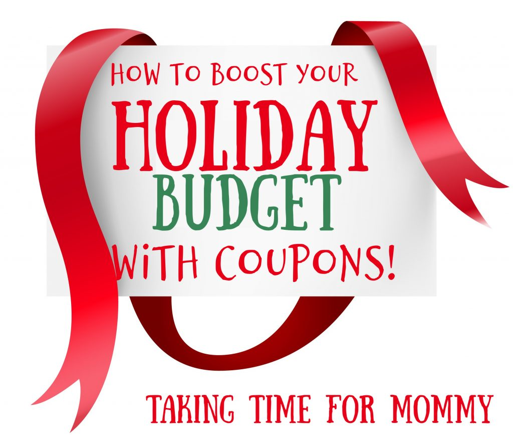 How to Boost Your Holiday Budget with Coupons