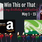 $25 Amazon or Starbuck's GC and The Last Ringmaster 1 – Kindred Paperback Giveaway