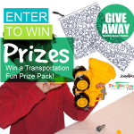 Transportation Fun Prize Package
