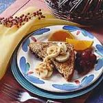 Sunday Brunch – Peanut Butter and Jelly French Toast #recipe
