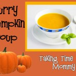 Easy to Make Curry Pumpkin Soup #recipe