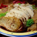 Apple Glazed Pork Roast Crock Pot Recipe