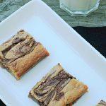 Nutella Swirl Bars Recipe