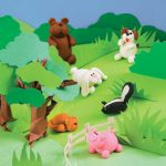 Kid's Art Projects – Creative Clay Critters Inspire