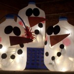 Easy Snowman Christmas Crafts for Kids
