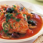 Healthy Recipe for Chicken Cacciatore