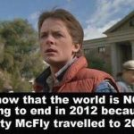Not the End of The World #Funny