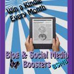 February BSBM Kindle Giveaway
