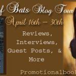 Legion of Bats Book Tour and #BookGiveaway Excerpt