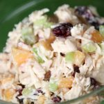 Fruity Chicken Salad Recipe – Perfect for Brunch
