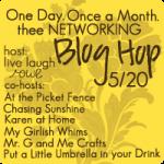 Three Networking Blog Hop {May Edition}