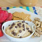 Peanut Butter Cookie Dough Dip Recipe