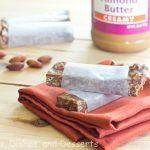 Almond Butter Granola Bars Recipe