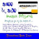 Group Tour July 6 – 20 #Promobooktours $100AmazonGC & $50AmazonGC