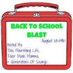 Back to School Blast #BtSBlast
